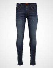 Jack & Jones Jjiliam Jjoriginal Jos 650 50sps Noos Slim Jeans Blå JACK & J S