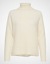 nué notes Daphne Pullover Høyhalset Pologenser Creme NUÉ NOTES