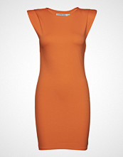 Ivyrevel Shoulder Pad Mini Dress Kort Kjole Oransje IVYREVEL