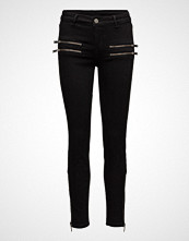 2nd Day 2nd Jolie Flash Black Skinny Jeans Svart 2NDDAY