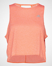 Adidas Performance Otr Tank Cooler T-shirts & Tops Sleeveless Rosa ADIDAS PERFORMANCE