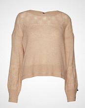 Odd Molly My Law Sweater Strikket Genser Beige ODD MOLLY