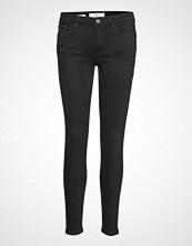 Mango Kim Skinny Push-Up Jeans Skinny Jeans Svart MANGO