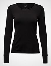 Casall Essential Long Sleeve T-shirts & Tops Long-sleeved Svart CASALL