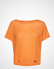 Hope Box Tee T-shirts & Tops Short-sleeved Oransje HOPE