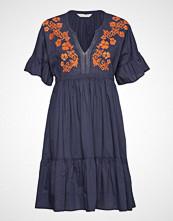 Odd Molly Wooo-Hooo Dress Knelang Kjole Blå ODD MOLLY