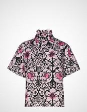 Marimekko Sohvi Juhannus Shirt Bluse Kortermet Rosa MARIMEKKO
