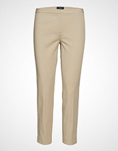 Theory Classic Skinny Pant1 Stramme Bukser Stoffbukser Beige THEORY