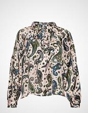 Zadig & Voltaire Theresa Print Paisley Tunique Bluse Langermet Multi/mønstret ZADIG & VOLTAIRE