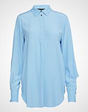 DESIGNERS, REMIX Edna Sleeve Langermet Skjorte Blå DESIGNERS, REMIX