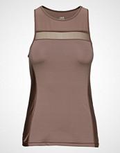Casall Lux Tank T-shirts & Tops Sleeveless Rosa Casall