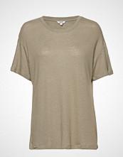 mbyM Mikki T-shirts & Tops Short-sleeved Beige MBYM