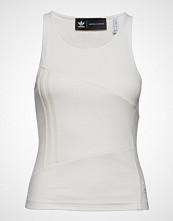 Adidas Originals Dc Tank T-shirts & Tops Sleeveless Hvit ADIDAS ORIGINALS