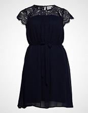 Junarose Jrcarolina Ss Dress - K Kort Kjole Blå JUNAROSE