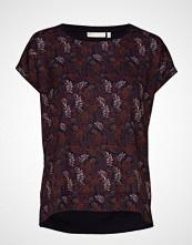 InWear Sicily Tshirt Bluse Kortermet Multi/mønstret INWEAR
