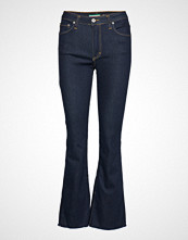 Please Jeans Longcut Original Tabaco Cut Jeans Sleng Blå PLEASE JEANS
