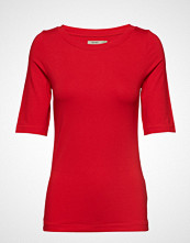 Whyred Mondie T-shirts & Tops Short-sleeved Rød WHYRED