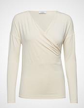 Max & Co. Creta T-shirts & Tops Long-sleeved Creme MAX&CO.