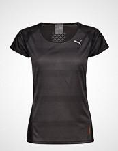 Puma Thermo R+ S/S Tee T-shirts & Tops Short-sleeved Svart PUMA