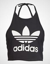 Adidas Originals Trefoil Tank T-shirts & Tops Sleeveless Svart ADIDAS ORIGINALS