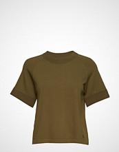 Morris Lady Guilia Knit T-shirts & Tops Short-sleeved Grønn MORRIS LADY