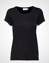 Rosemunde T-Shirt Ss T-shirts & Tops Short-sleeved Svart ROSEMUNDE