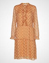Sofie Schnoor Dress Knelang Kjole Oransje SOFIE SCHNOOR