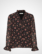 Sofie Schnoor Shirt Bluse Langermet Svart SOFIE SCHNOOR
