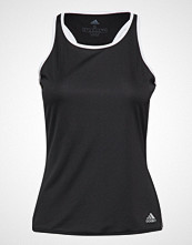 adidas Tennis Club Tank W T-shirts & Tops Sleeveless Svart ADIDAS TENNIS