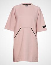 Peak Performance W Techssdr T-shirts & Tops Short-sleeved Rosa PEAK PERFORMANCE