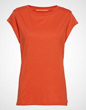 Coster Copenhagen Basic Tee T-shirts & Tops Short-sleeved Oransje COSTER COPENHAGEN