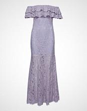 Valerie Jessa Long Dress Maxikjole Festkjole Lilla VALERIE