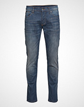 Lindbergh Superflex Light Rinse Slim Jeans Blå LINDBERGH