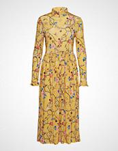 Stine Goya Clarabelle, 509 Light Jersey Knelang Kjole Gul STINE GOYA
