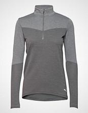 Puma Golf W Evoknit 1/4 Zip T-shirts & Tops Long-sleeved Grå PUMA GOLF