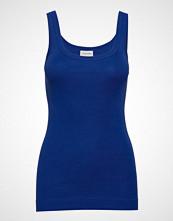 By Malene Birger Newdawn T-shirts & Tops Sleeveless Blå BY MALENE BIRGER