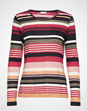 Gerry Weber T-Shirt Long-Sleeve T-shirts & Tops Long-sleeved Multi/mønstret GERRY WEBER
