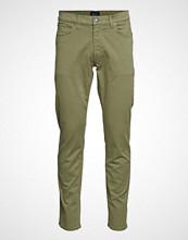 Gant D1. Slim Desert Jeans Slim Jeans Grønn GANT