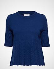Odd Molly Soft Pursuit Sweater Strikket Genser Blå ODD MOLLY