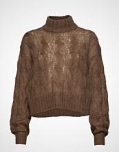 Hope True Sweater Høyhalset Pologenser Brun HOPE