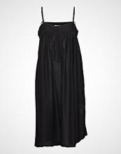 Rabens Saloner Cotton String Dress Kort Kjole Svart RABENS SAL R
