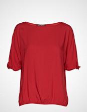 Betty Barclay Blouse Short 1/2 Sleeve Bluse Kortermet Rød BETTY BARCLAY