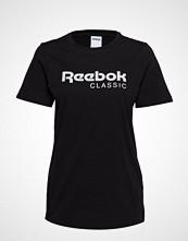 Reebok Classics Cl Reebok Tee T-shirts & Tops Short-sleeved Svart REEBOK CLASSICS