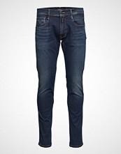 Replay Anbass Hyperflex Slim Jeans Blå REPLAY