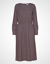 Whyred Elay Shirtsleeve Moondog Knelang Kjole Multi/mønstret WHYRED