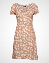 Gina Tricot Matilda Dress Knelang Kjole Rosa GINA TRICOT