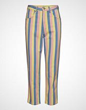 Wrangler Mom Jeans Bukser Med Rette Ben Multi/mønstret WRANGLER