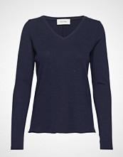 American Vintage Sonoma T-shirts & Tops Long-sleeved Blå AMERICAN VINTAGE