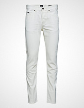 Boss Casual Wear Taber Bc-C Slim Jeans Hvit Boss Casual Wear