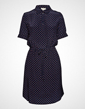 Minus Ramona Shirt Dress Kort Kjole Blå MINUS